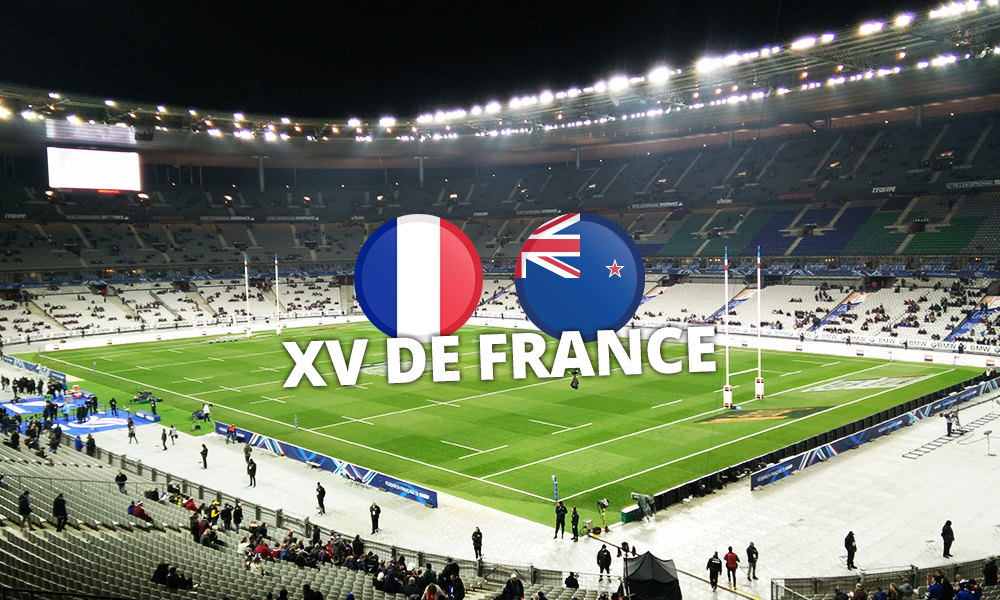 France vs All Blacks | Séjour rugby
