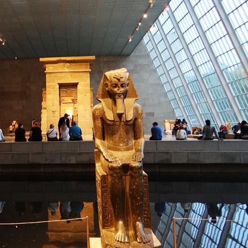 Metropolitan Museum of Art - Séjour Foot US à New York