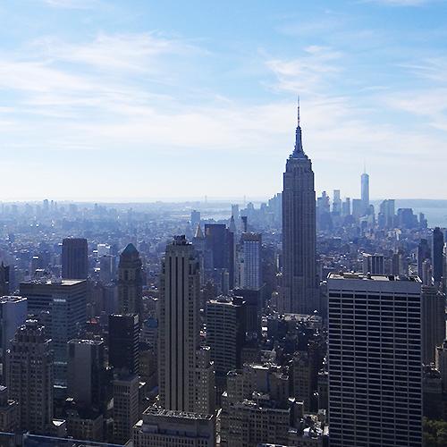 Empire State Building - Séjour Foot US à New York