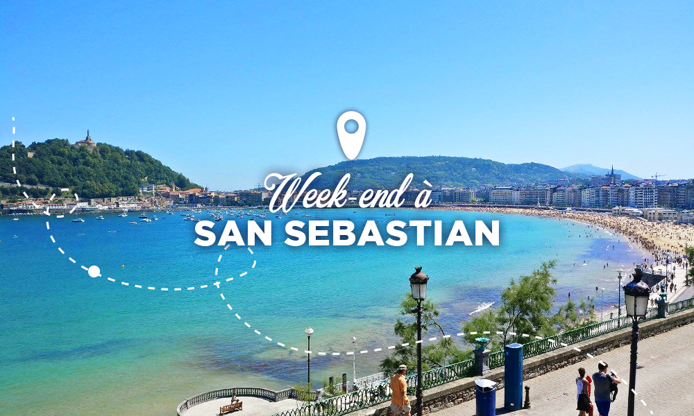 Week-end à San Sebastian | Agathe Runs Bordeaux