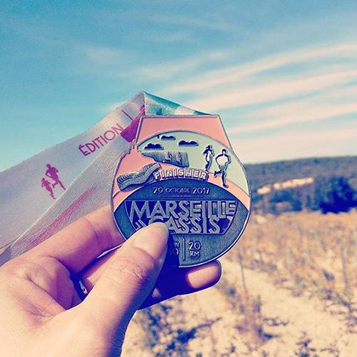 Compte rendu 20 km Marseille Cassis 2017
