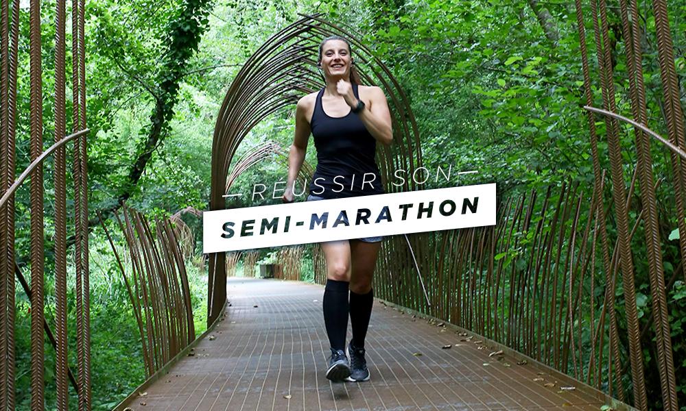 Réussir son premier semi-marathon