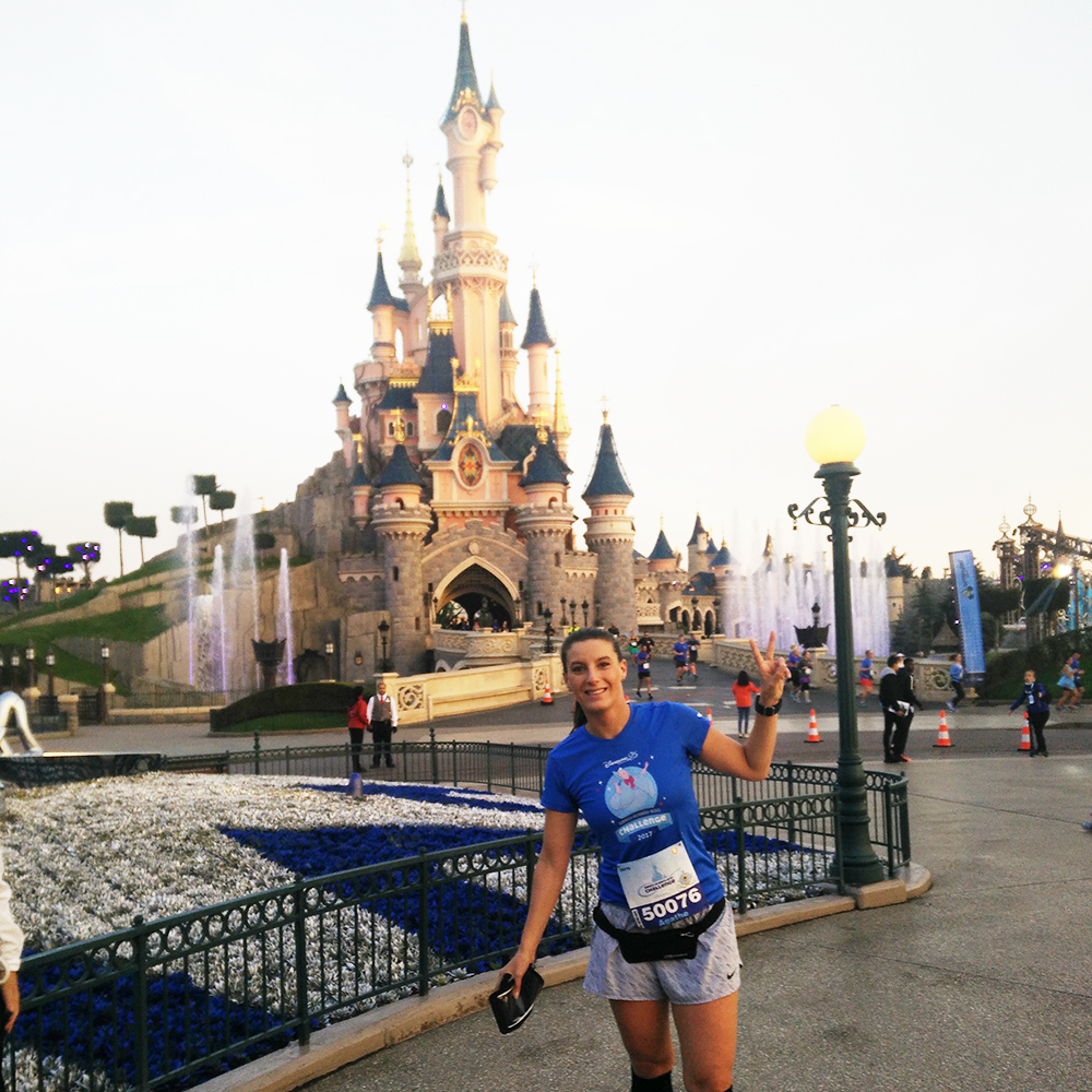 Run Disney 2017 - Semi-marathon de Disneyland Paris