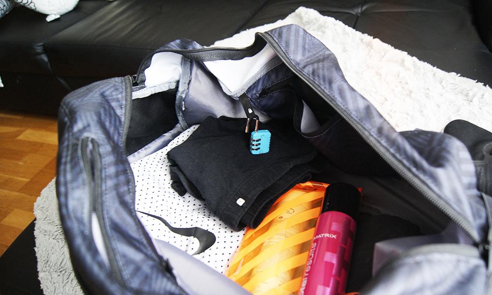 Running : Bien préparer son sac de sport