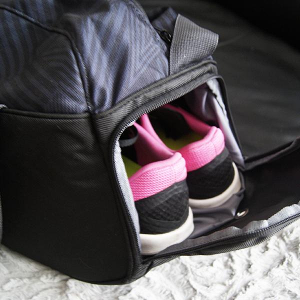 Fitness : Bien préparer son sac de sport