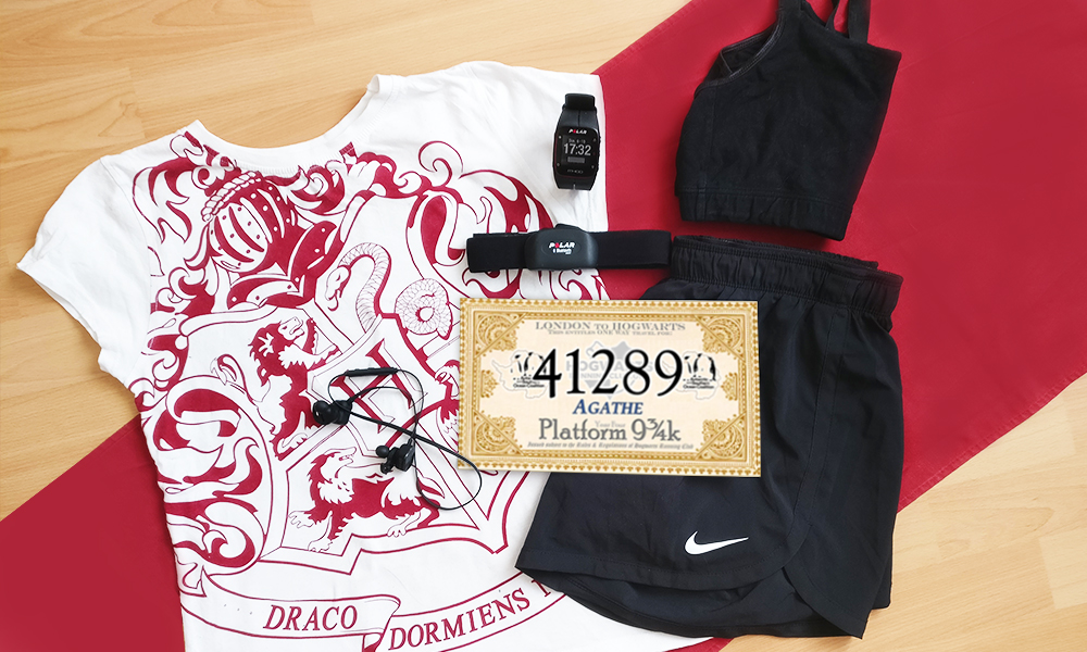 Virtual Race : Hogwarts Running Club