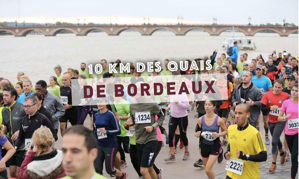 10 km des quais de Bordeaux 2017