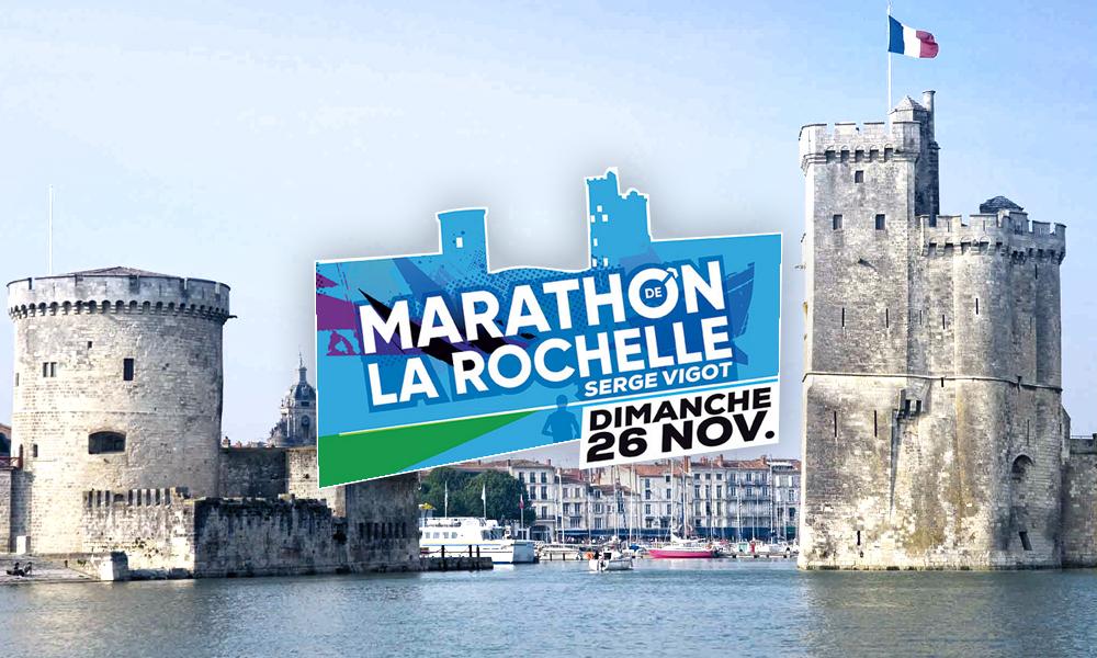 Compte rendu Marathon La Rochelle 2017