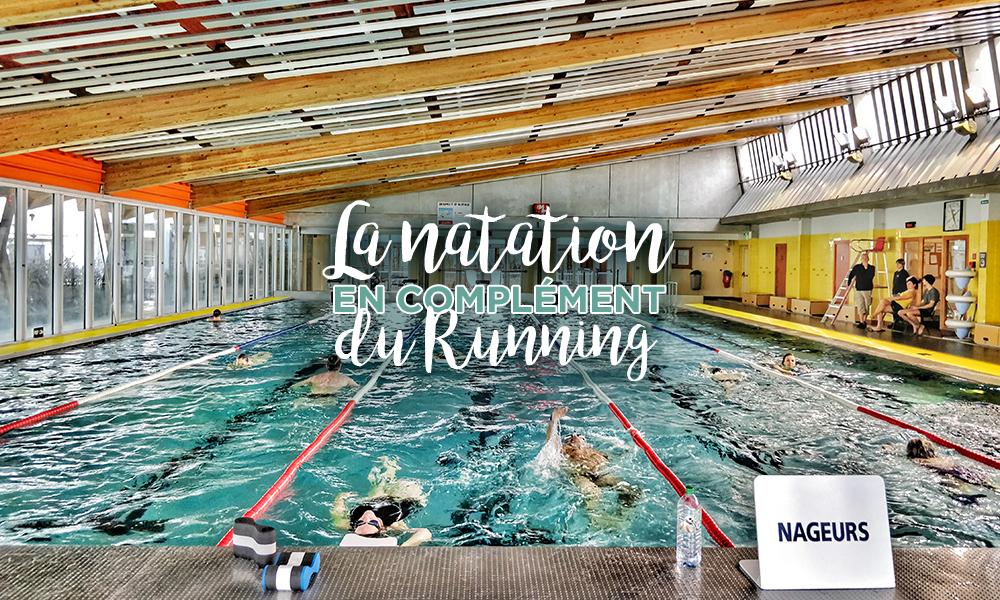 La natation en complément du running