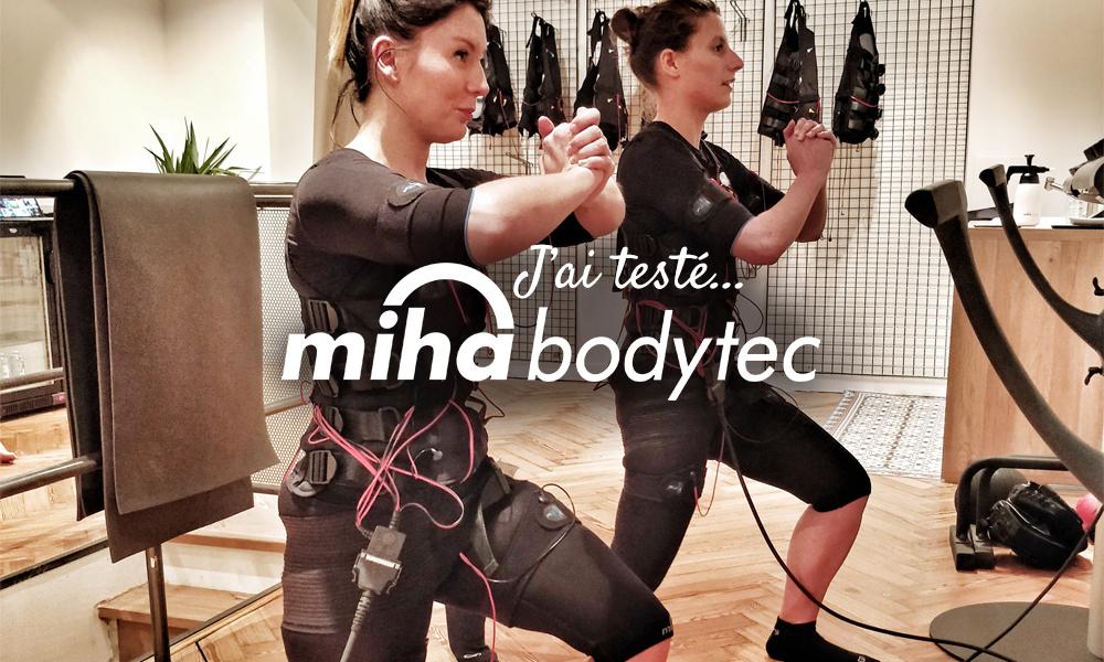 Miha Bodytec Bordeaux