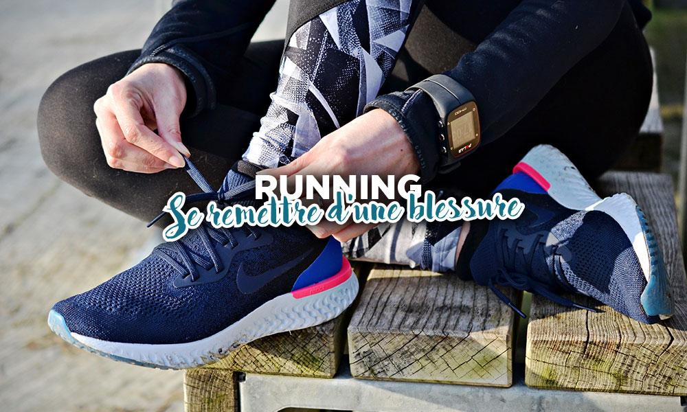 Running : se remettre d'une blessure
