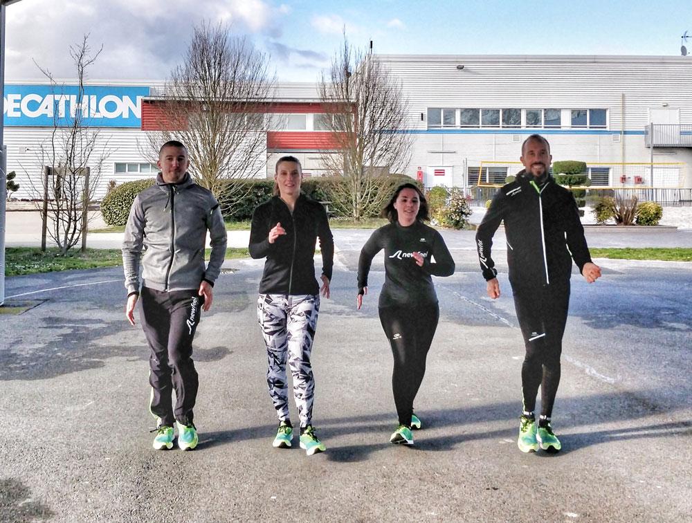 La marche athlétique avec Yohann Diniz