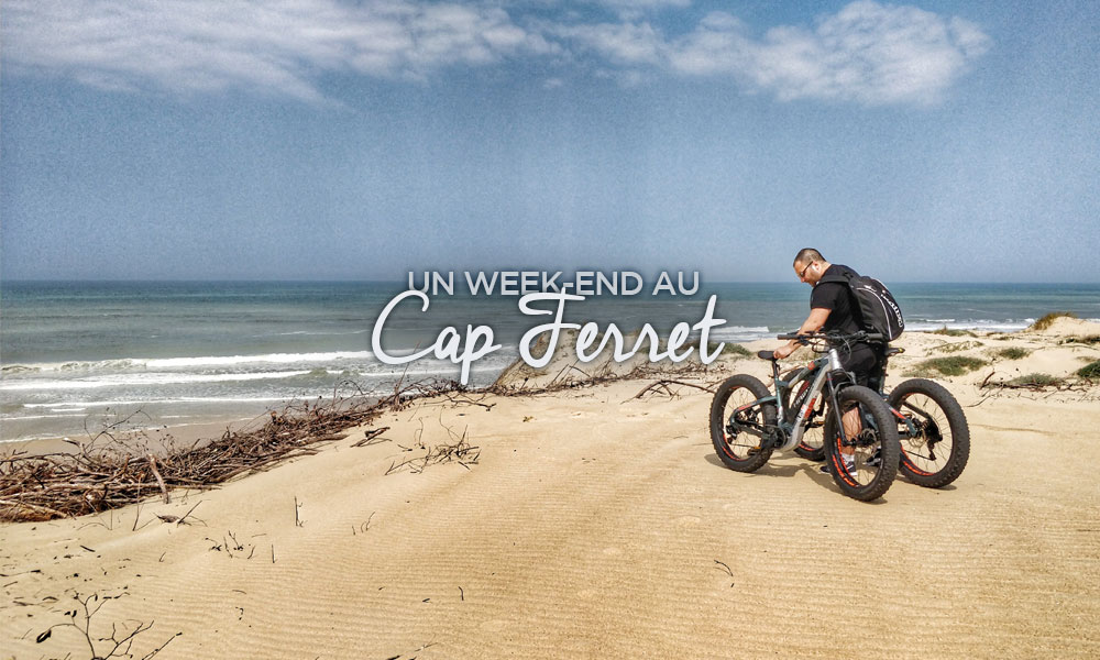 Vlog : Un Week-end au Cap Ferret