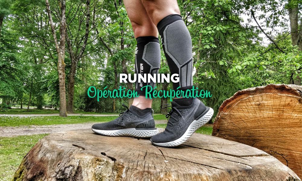 Running : opération récupération