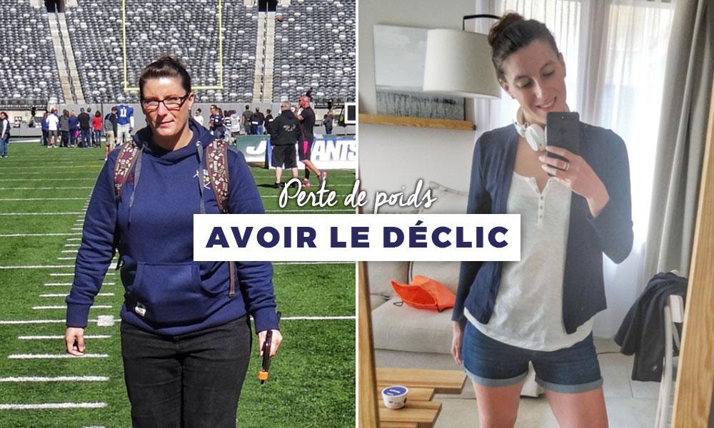 Perte de poids : avoir le déclic