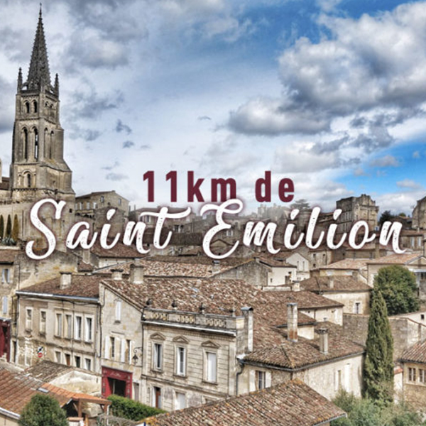 Compte rendu 11km de Saint Emilion