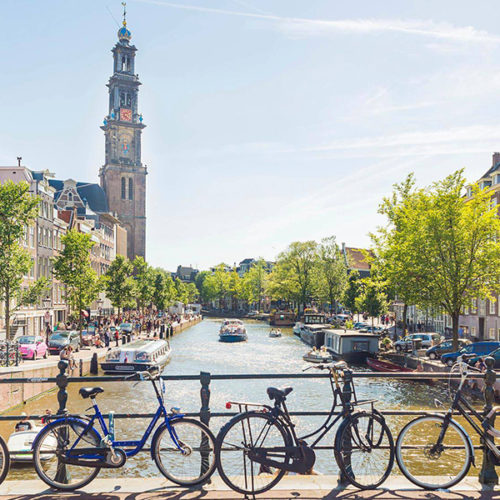 Semi Marathon Amsterdam 2018