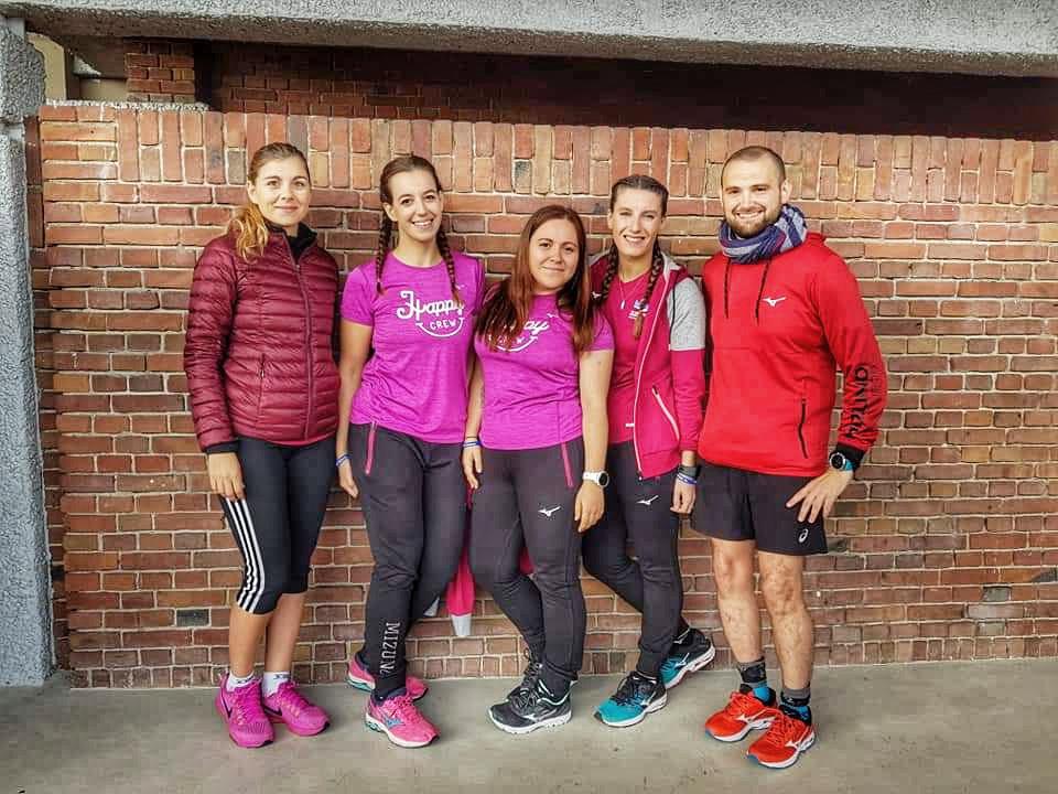 team mizuno semi-marathon d'Amsterdam 2018