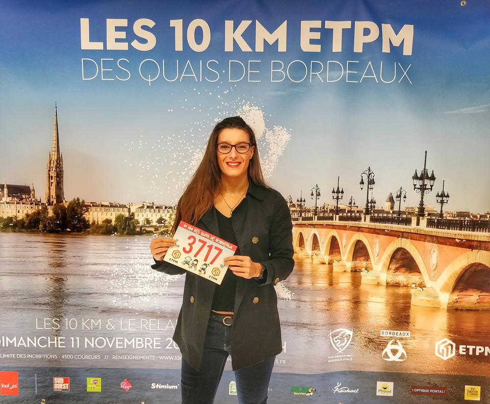 Compte rendu 10km des quais de Bordeaux