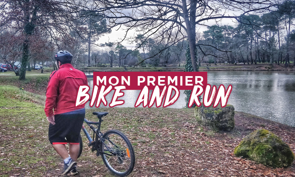 Mon premier Bike and Run
