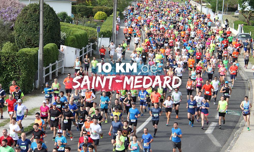 Compte rendu des 10 km de Saint Médard