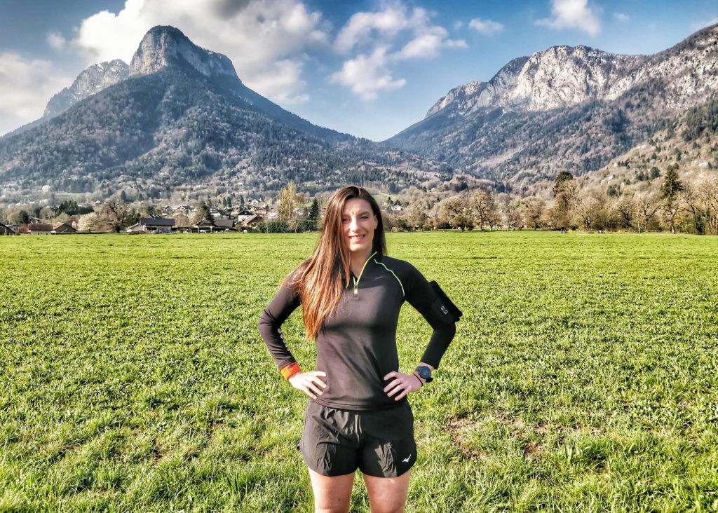Marathon en duo Lac d'Annecy