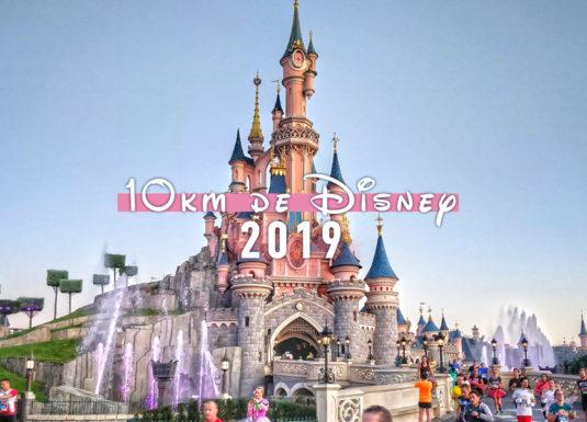 10km Disney 2019
